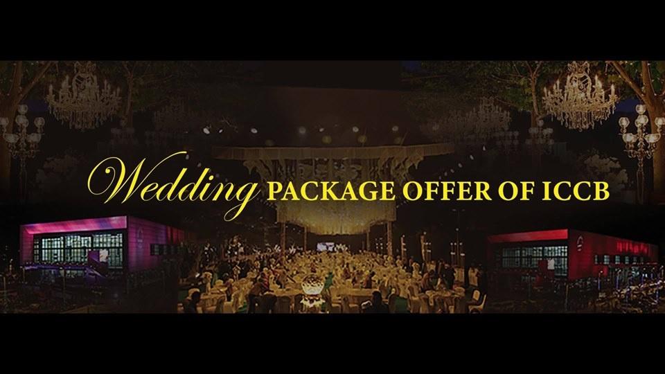 International Convention City Bashundhara - ICCB wedding offer